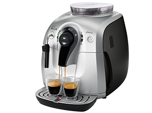 saeco xsmall cafetera